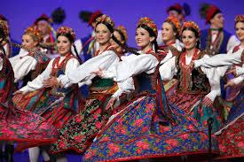 """Państwowy Zespół Ludowy Pieśni i Tańca """"Mazowsze"""" : Teatr Wielki Opera  Narodowa"""