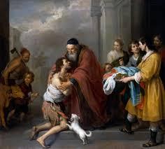 Powrót syna marnotrawnego (obraz Bartolomé Estebana Murilla) – Wikipedia,  wolna encyklopedia