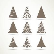Choinka Grafika - choinka świąteczna, choinka dekoracje stockowe wektory i  ilustracje | Depositphotos