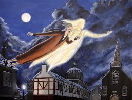 Opowieść wigilijna' - duchy, streszczenie, plan wydarzeń. Co trzeba  wiedzieć o opowiadaniu Charlesa Dickensa?