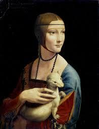Dama z gronostajem – Wikipedia, wolna encyklopedia