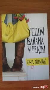Znalezione obrazy dla zapytania: ewa Nowak Yellow
