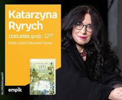 Znalezione obrazy dla zapytania: Katarzyna Ryrych