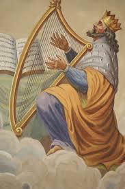 Króla Dawid - godny przodek Pana Jezusa