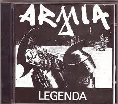 ARMIA Legenda 1991 IZABELIN Budzy Maleo Stopa - 7841369280 - oficjalne  archiwum Allegro