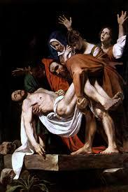 Złożenie do grobu (obraz Caravaggia) – Wikipedia, wolna encyklopedia