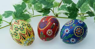 Pisanki symbol Wielkanocy
