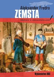 Zemsta - Fredro Aleksander - niePrzeczytane.pl Księgarnia internetowa