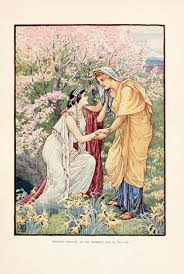 Mit o Demeter i Korze - Mitologia grecka