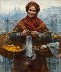 Żydówka z pomarańczami – Wikipedia, wolna encyklopedia