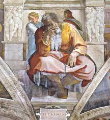 Jeremiasz zapowiedzią cierpiącego Mesjasza – Adonai Modlitwa Litania