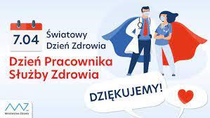 """7 kwietnia: Dzień Pracownika Służby Zdrowia. Min. Niedzielski: """"Chylę czoła  przed Państwa pracą!"""" - Puls Medycyny - pulsmedycyny.pl"""